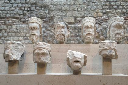 Musee de Cluny, Paris
